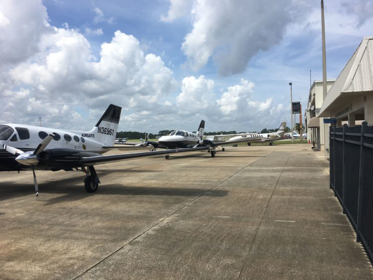 AirGate Aviation aircraft fleet