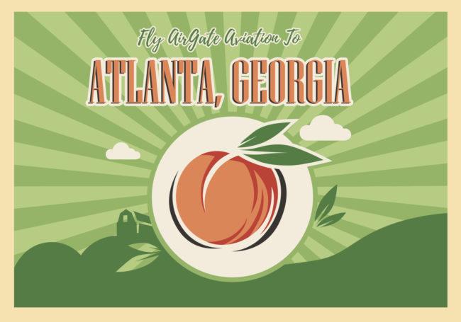 Fly to Atlanta