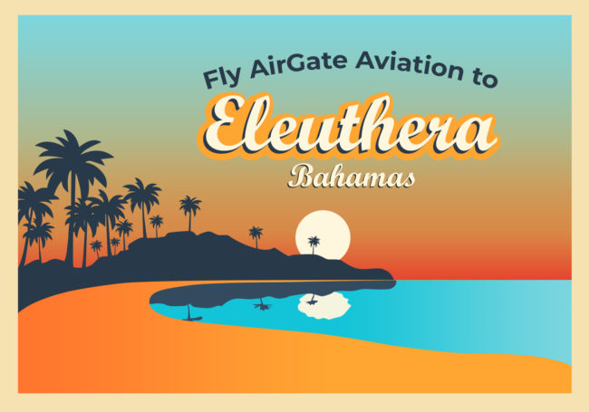 Fly to Eleuthera