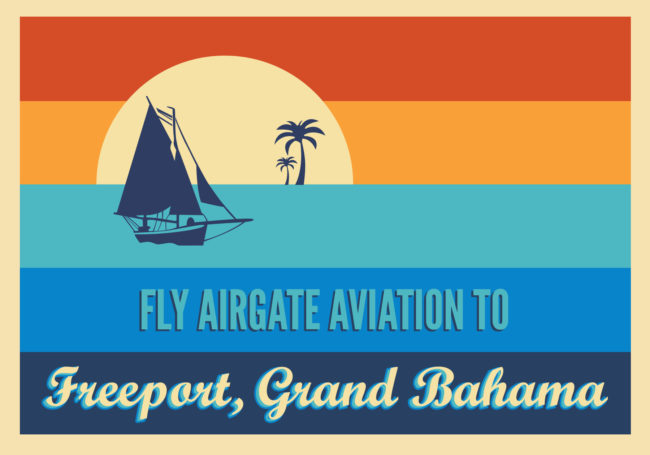 Fly to Freeport