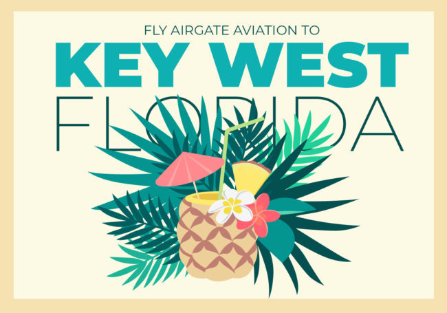 Fly to Key West