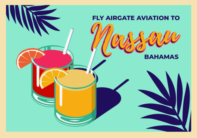 Fly to Nassau